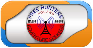 ON THE AIRWAVES   Free Hunters Poland & Adventure Seekers Polish Radio dx Group HF and CB  FOXTROT HOTEL  www.freehunters.pl